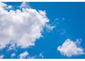 令人惊叹的美丽的云彩天空_10995883