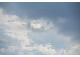 令人惊叹的美丽的云彩天空_9542014