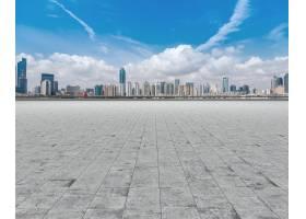 上海市区高速公路背景街_1244237