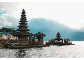 Pura Ulun Danu Bratan巴厘岛布拉坦湖_8270060
