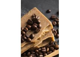 高角度咖啡豆肥皂_5524209