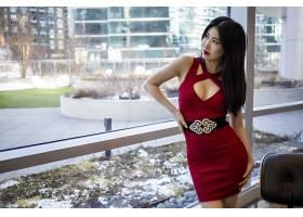 我是亚洲女模特的脸在豪华公寓里涂着时髦_12449458
