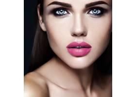 美女模特的感官魅力写真清新的日常妆容_6766700