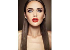 美女模特的感官魅力写真清新的日常妆容_6883025