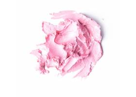 白色表面上的化妆品_7398208