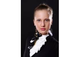 时尚与现代年轻女性_6449071