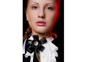 时尚与现代年轻女性_6449079