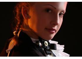 时尚与现代年轻女性_6449081