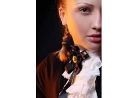 时尚与现代年轻女性_6449082