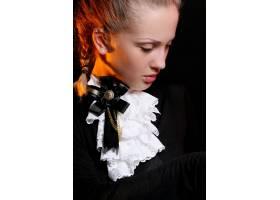 时尚与现代年轻女性_6449083