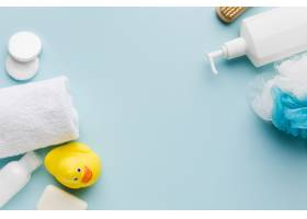 带复印空间的沐浴清洁用品_6941576