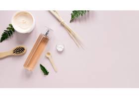 具有复制空间的天然化妆品概念_8515281