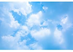 布满云彩的蓝天_89817801