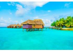 去马尔代夫度假胜地海上度假_104458201