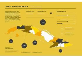 CUBA地图信息图在平面设计中的应用_11522610