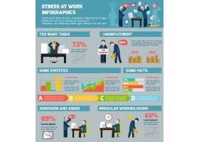 工作相关压力和抑郁信息图报告_2869317
