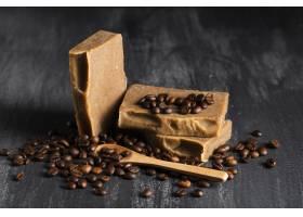 正面咖啡豆肥皂_5524210