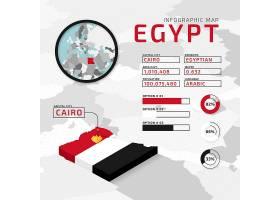 等距埃及地图信息图_11521151