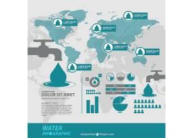 水统计生态信息图_716145