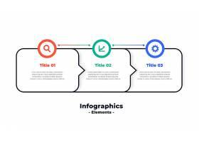 现代定向信息图模板设计的三步走_8998418