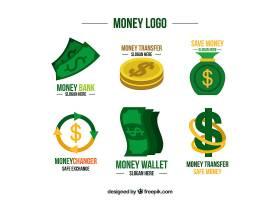 货币标志模板集合_2723056