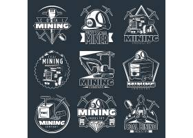 矿业公司徽标集_10155767