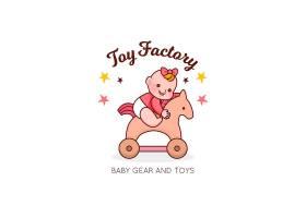 详细的婴儿标识玩具店_10515754