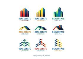 房地产企业标识模板集合_5289186