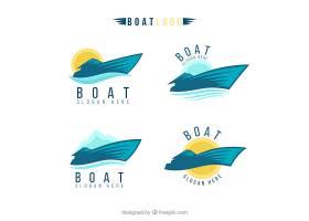 抽象风格的船标精选_1113737