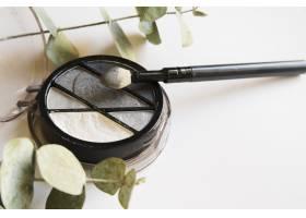 化妆工具和眼影_4166679