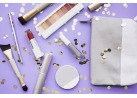 化妆工具和眼影_4166687