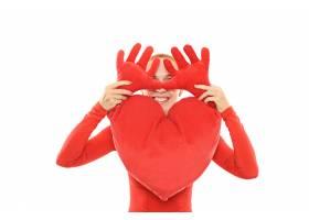 开朗的女人有一颗毛绒的心_1208364