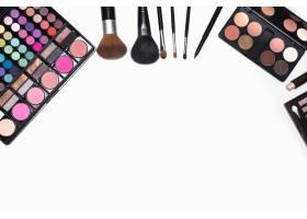 一套带文字复印空间的化妆品套装_1131497