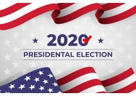 2020年美国总统选举背景_10126851