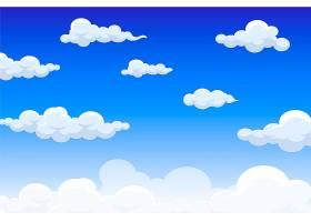 用于视频会议的天空墙纸_9336553