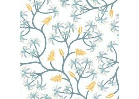 天然植物分枝壁纸设计_3841891