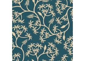 天然植物分枝壁纸设计_3841893