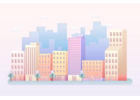 城市视频会议的背景_9763529