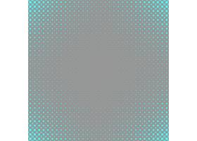 半色调星形背景矢量图形设计带有不同大小_1373532
