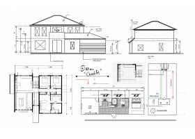 住宅规划图解_2807797