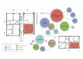 住宅规划图解_2922272