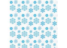 雪花图案设计背景_1457209