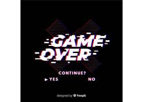 游戏背景结束_3978388
