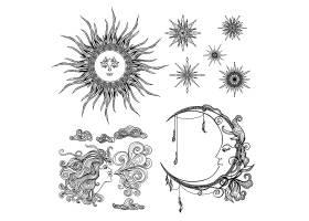 星星月亮和风_4407950
