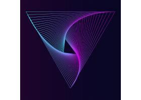抽象动态图案壁纸_3460413