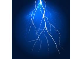抽象闪电背景设计_7763926