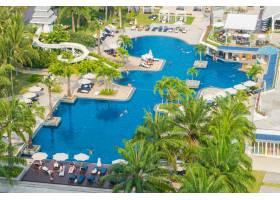 酒店游泳池_3567168