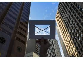 电子邮件网络通信穿孔纸质信函_2987703