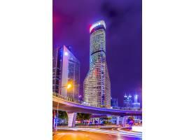 展览建筑景观夜景著名的城市风光_1251117