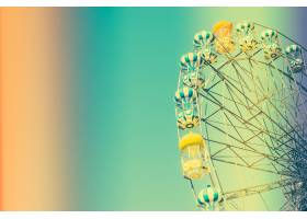 带座椅的摩天轮形气球_983526